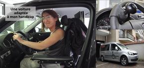 Une voiture adaptée à mon handicap : Pour être plus autonome et faciliter mes trajets