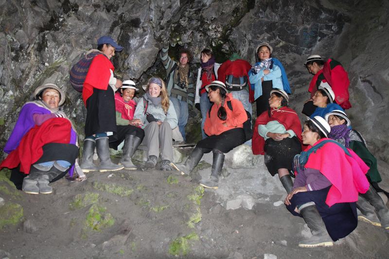Les femmes de La Moya et le tourisme communautaire