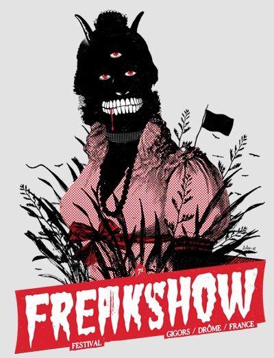 Freakshow festival 2015