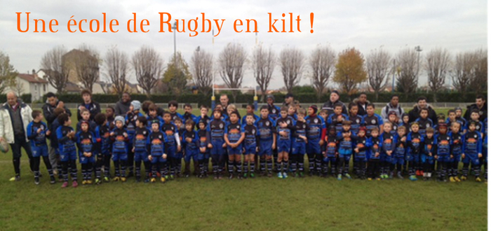 RCVB Rugby School goes to Scotland ! : Villejuif Rugby exploring the Scottish Rugby