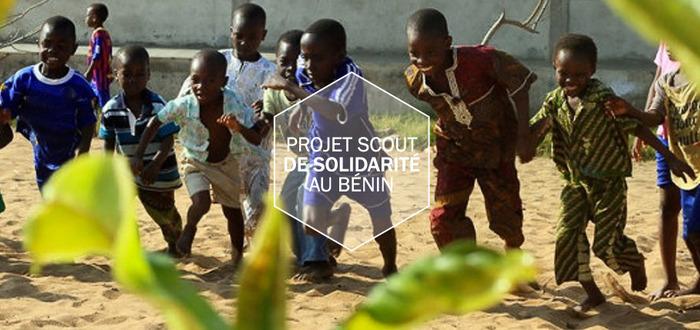 Projet Scout de solidarité au Bénin : Restauration d'une école et soutien scolaire