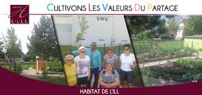 Habitat de l'Ill : Cultivons les valeurs du partage