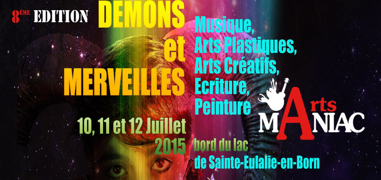8 éme édition du Festival Arts Maniac : The exchange and meeting of all the Arts Festival