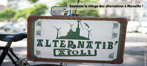 Alternatiba Marseille : Soutenez le Village des alternatives à Marseille !