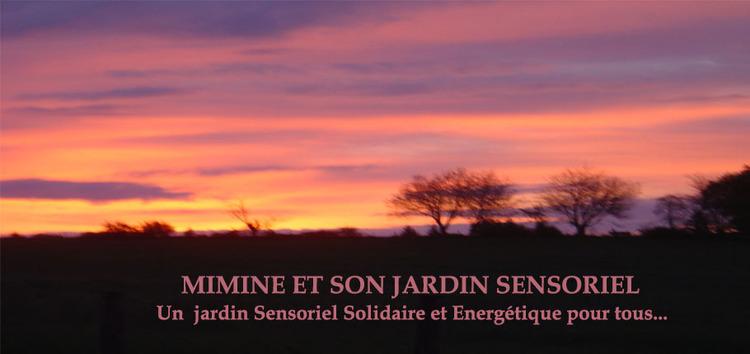 Mimine et son Jardin Sensoriel : Pour un lieu écologique et solidaire ouvert à tous