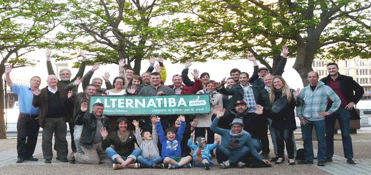 festi-village Alternatiba Le Havre : Le rendez-vous citoyen pour relever le défi Climat
