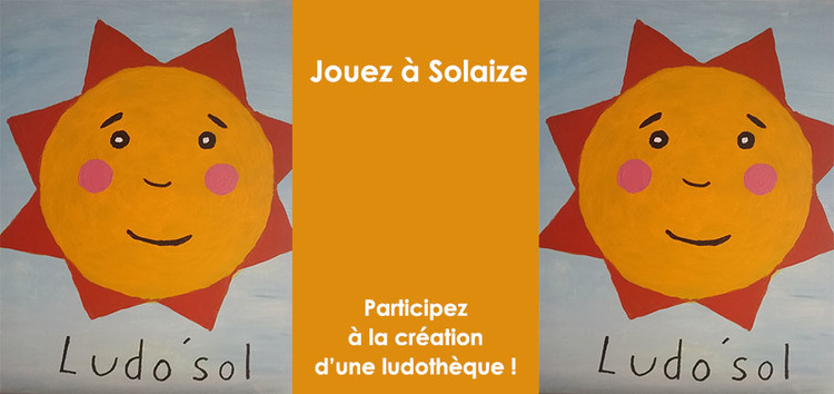 Jouez à Solaize : Participez à la création d'une ludothèque