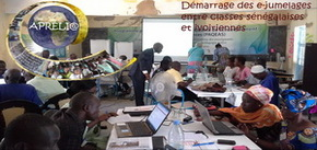 African educational e-twinning : African e-twinning, sponsor partner classes !